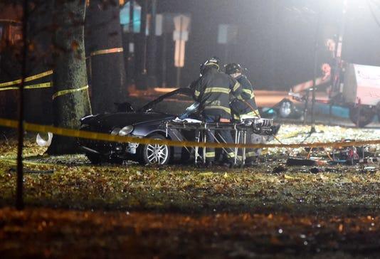 Glen Ridge accident