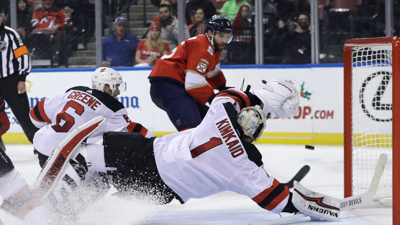 9219f5ffd Was Jesper Bratt picked  3 takeaways from NJ Devils  OT loss to Florida  Panthers