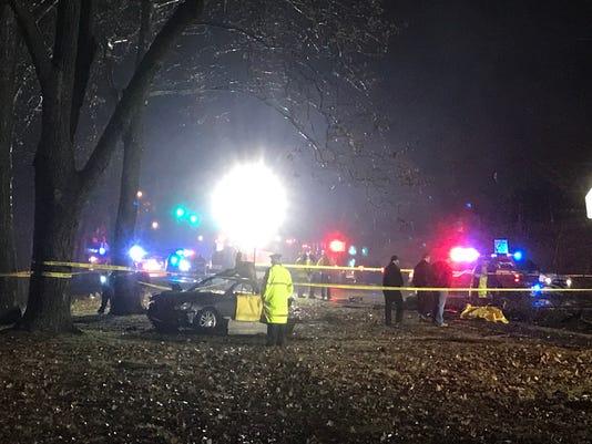 Glen Ridge car crash