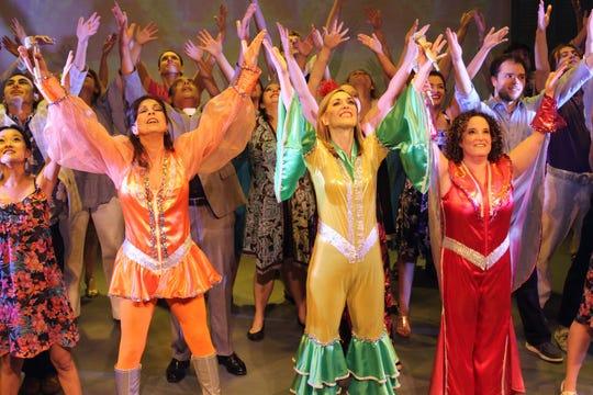 "The Rhino Theatre in Pompton Lakes will present encore performances of ""Mamma Mia"" on Jan. 4 and Jan. 5, 2019"
