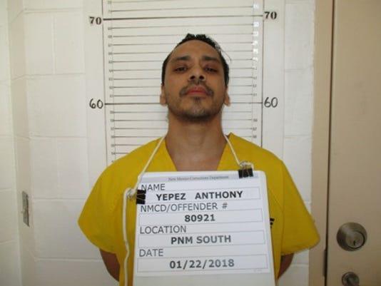 Anthony Yepez
