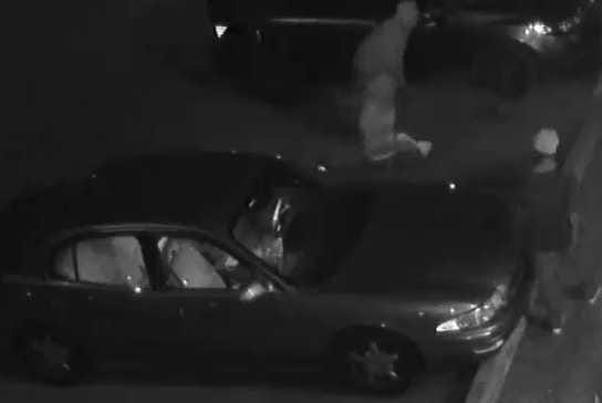 Crime Stoppers is offering a reward of up to $1,000 for information that helps identify the three men — caught on a security camera — suspected of beating a man Nov. 8 at the Coachlight Inn.