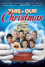 """""""This Is Our Christmas was released on DVD in November 2018."""