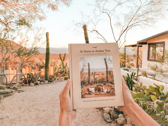 """At Home in Joshua Tree: A Field Guide to Desert Living"" by Sara and Rich Combs"