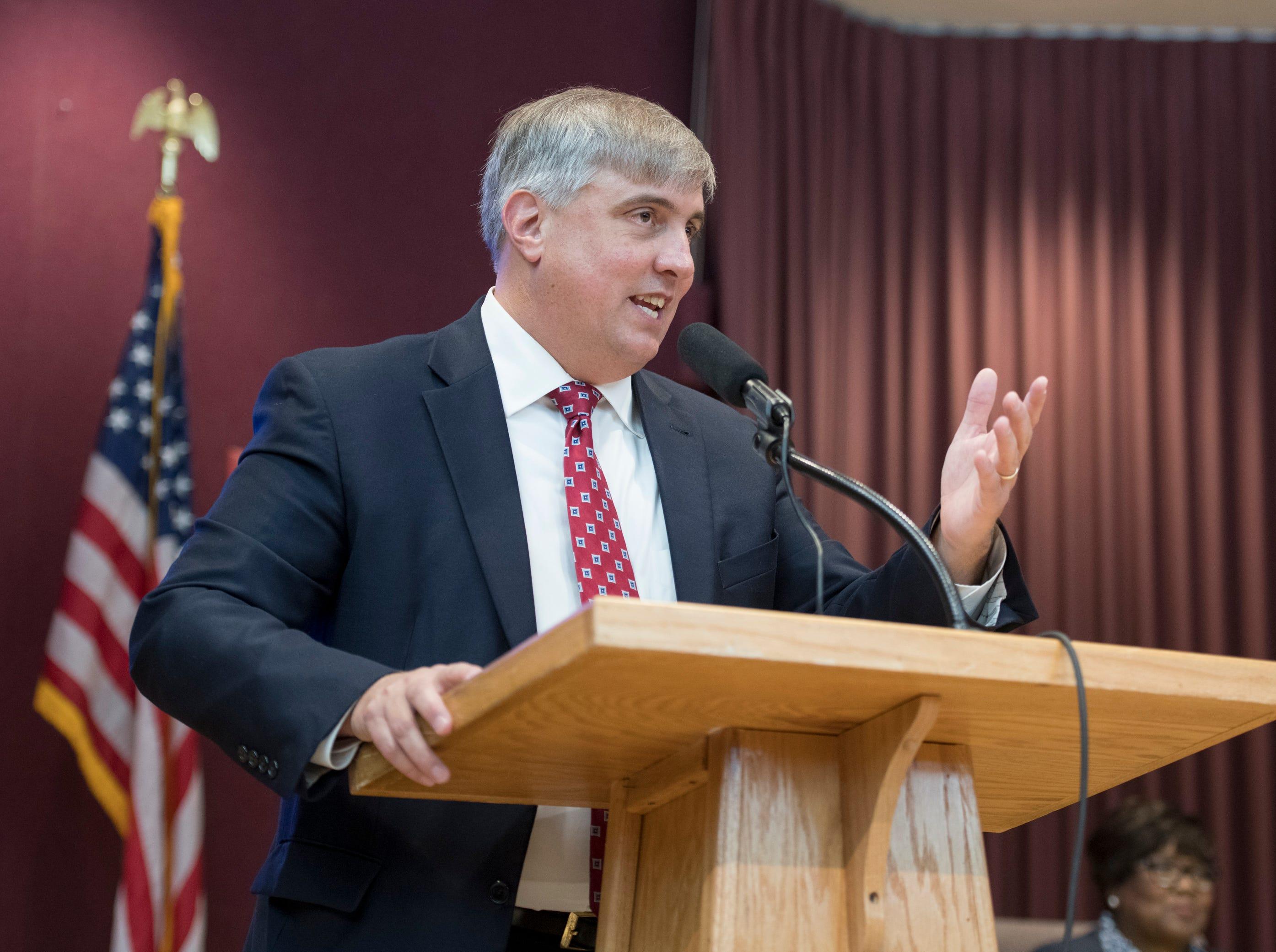 Editorial: New mayor inherits challenges, opportunities