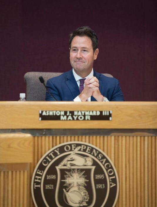 City Council Mayor Installation