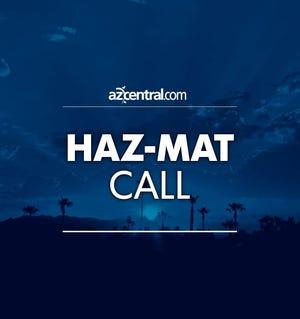 Haz-mat call