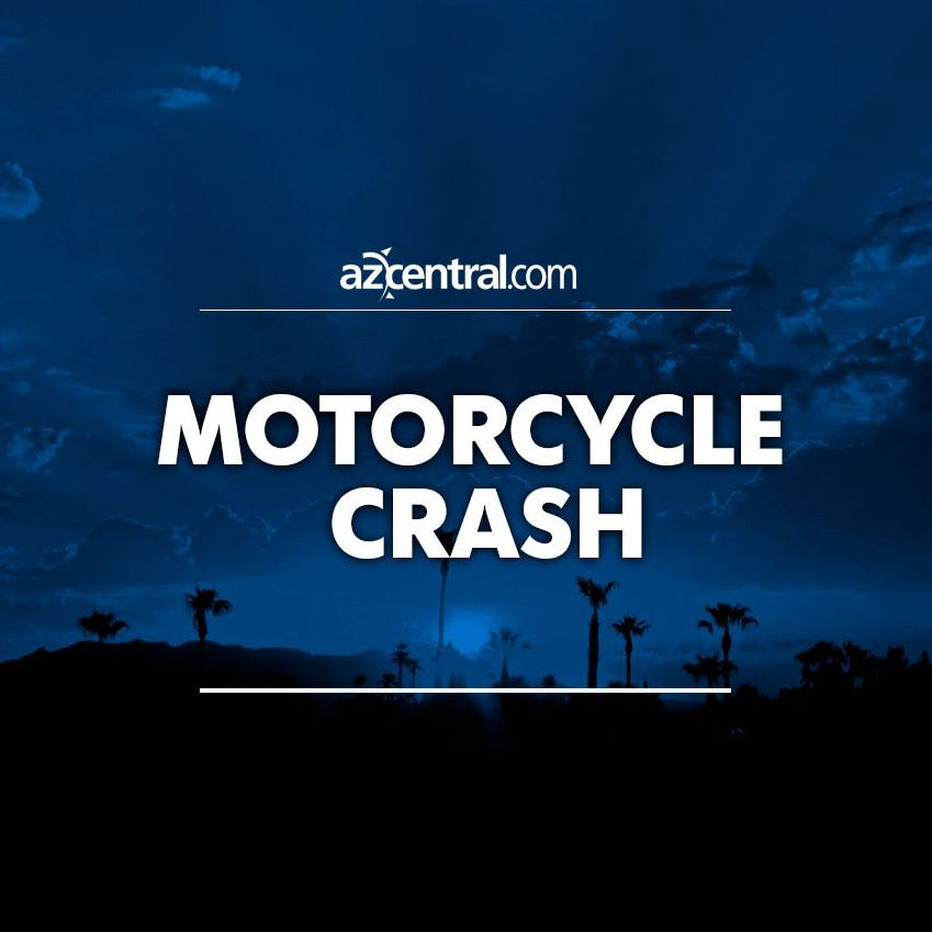 Carefree Highway closed as police investigate fatal motorcycle crash