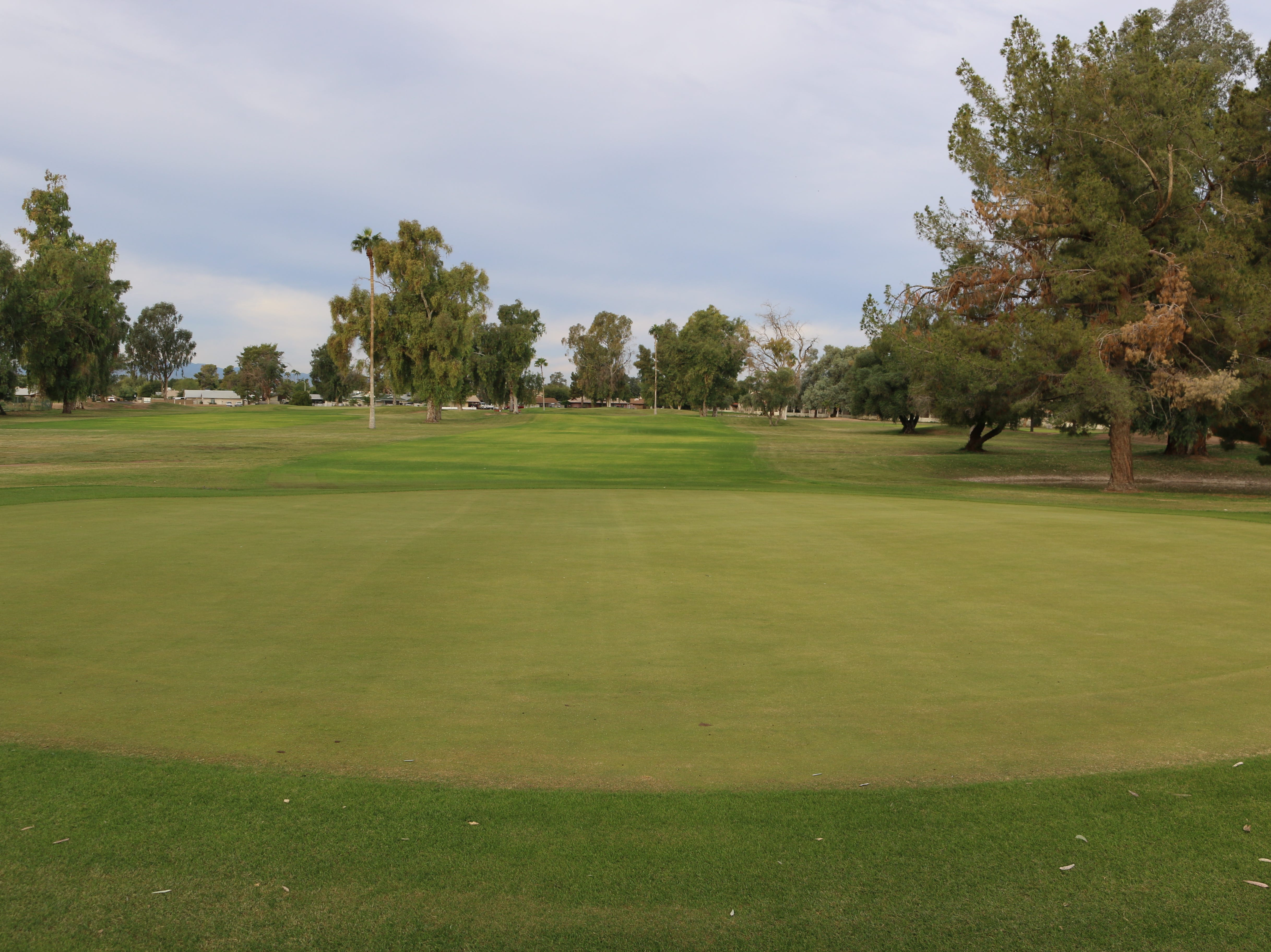 Course improvements have been made at Glen Lakes Golf Course in Glendale in the last year, but the course buildings are in bad shape.