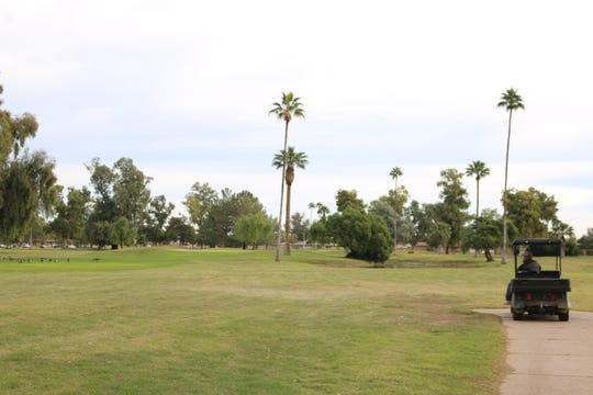 Glen Lakes Golf Course  was one of two city-owned courses in Glendale.