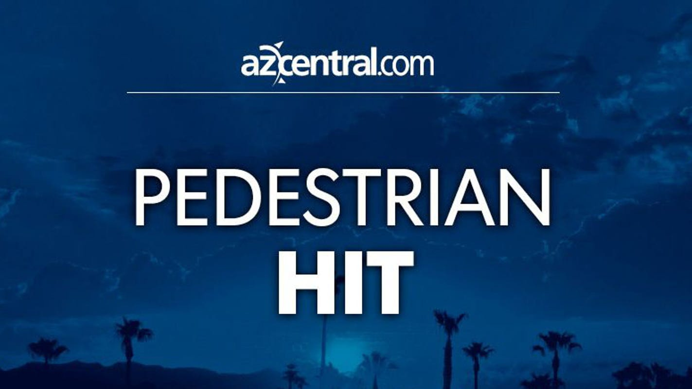 Pedestrian dies after being hit by two vehicles in Phoenix
