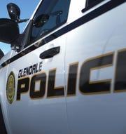 Glendale police car