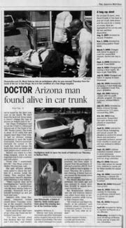 Newspaper archives from The Arizona Republic tell the story of the circus that unfolded in the search for Mark Salerno in 2002.