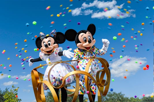 Get Your Ears On A Mickey And Minnie Celebration At Disneyland Resort