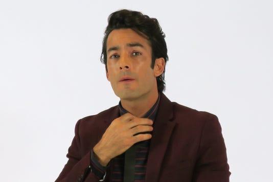 El Actor Mexicano Aar N D Az Dice Que Se Deja Guiar Por Sus Instintos