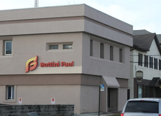 The Bottini Fuel offices in the Village of Wappingers Falls on November 27, 2018.