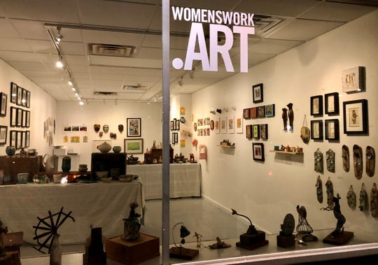 Womenswork.art hosts Art is for Everyone, a holiday pop-up featuring work of local women artists.
