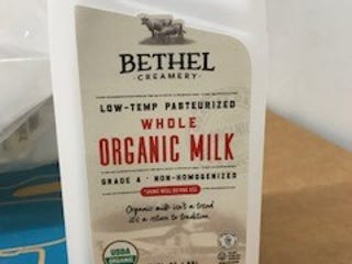 Milk, yofurt and leben produced by Pelleh Farms in Swan Lake has been recalled due to improper pasteurization.