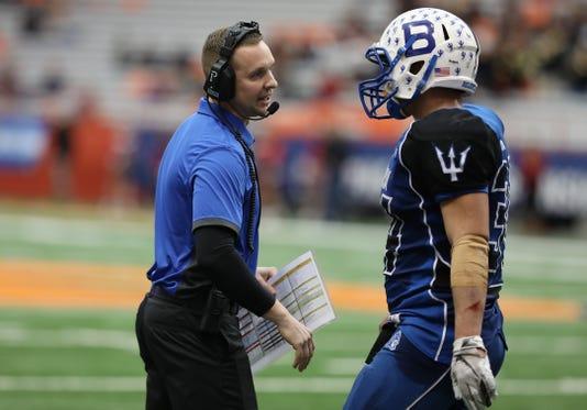 Brennan Briggs Head Coach Batavia