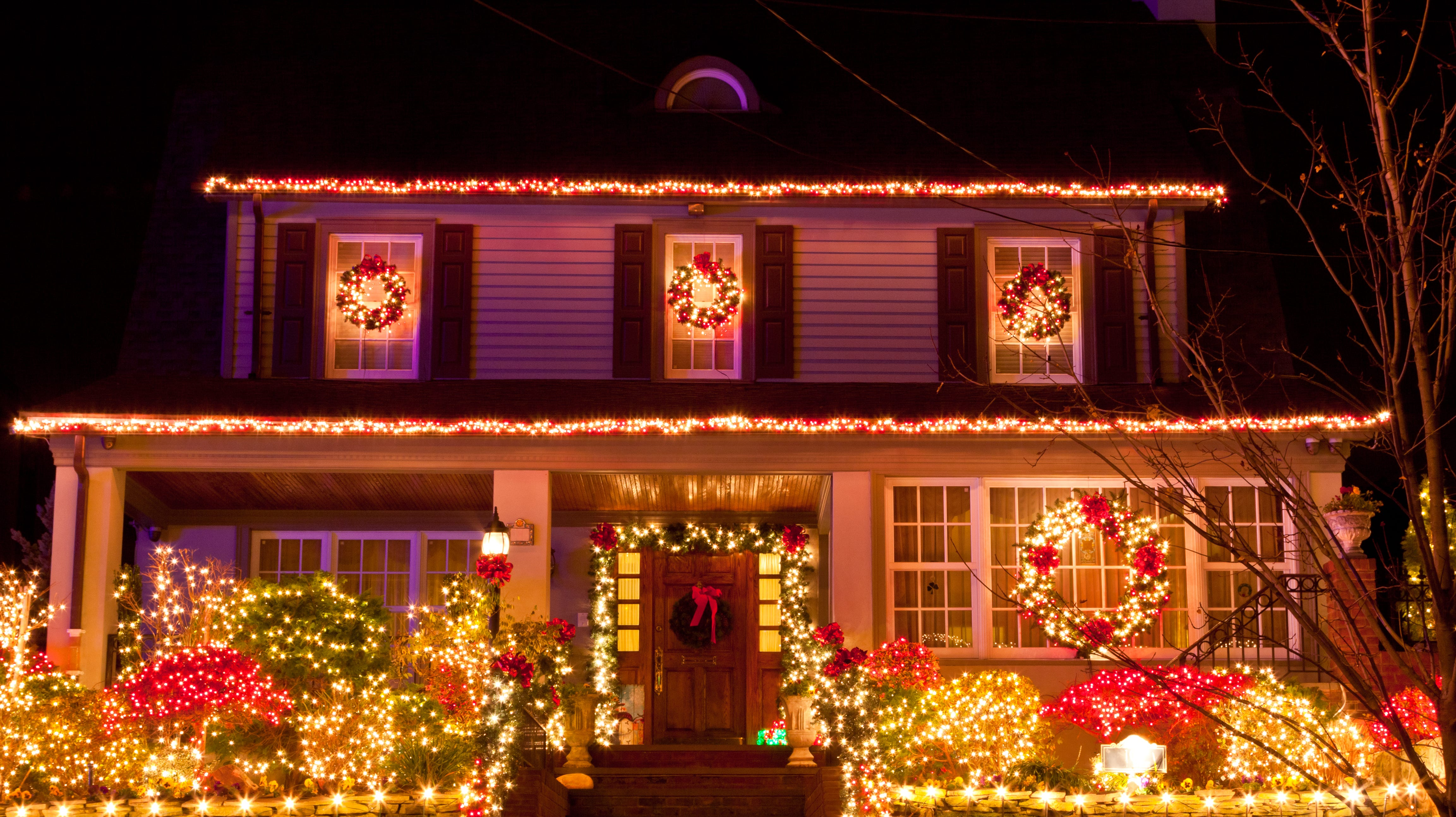 Show off your light display this year in our interactive map.
