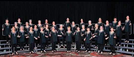 The Oregon Spirit Chorus will present a Holiday Harmony show on Dec. 4 at Chemeketa Community College.