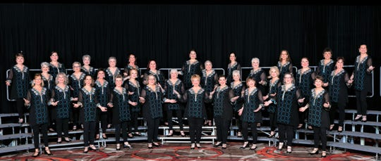 The Oregon Spirit Chorus will present a Holiday Harmony show on Dec. 4 at Chemeketa Community College.