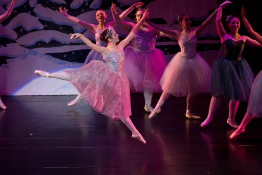 The American Ballet Academy will perform their annual Children's Nutcracker at the Historic Elsinore Theatre on Dec. 8-9.