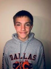 Dallas runner Toby Ruston