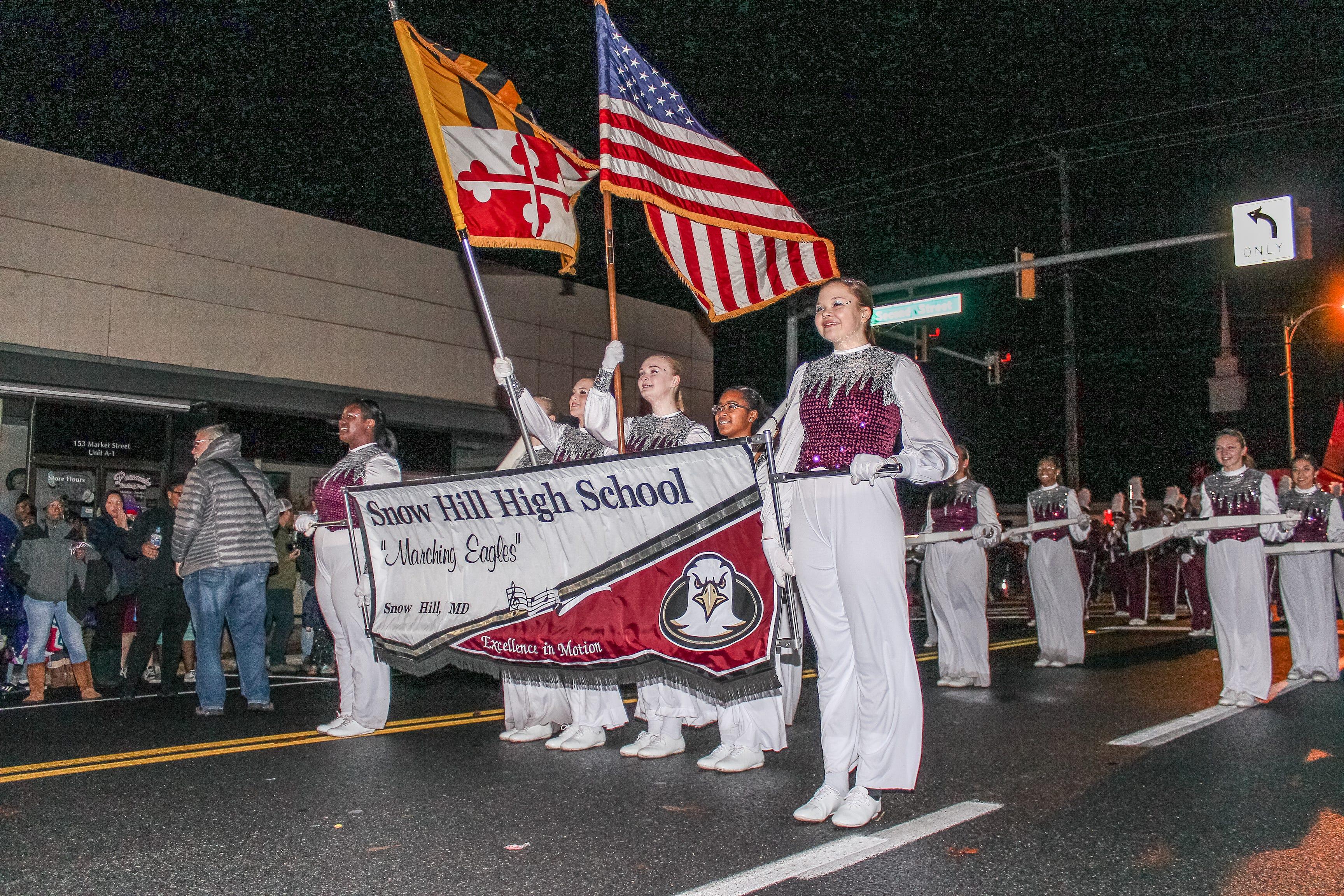 Pocomoke Md Christmas Parade 2020 COVID 19 concerns cancel Pocomoke Christmas Parade