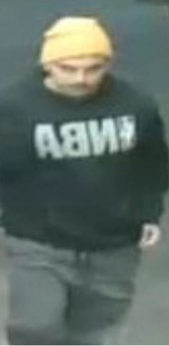 The Sioux Falls Police Department is looking for the public's help in identifying the subject(s) in reference to a theft on Nov. 16. If you know the subject(s) please contact CrimeStoppers at 367-7007 or call the Sioux Falls Police SFPD CC#18-38658.