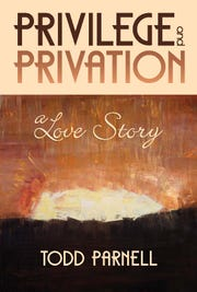 """Todd Parnell's books """"Privilege and Privation: A Love Story"""" goes on sale to support scholarships by the Every Child Promise."""