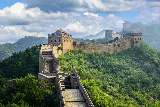 The Great Wall of China is among the stops scheduled for a delegation with the SUU Community on the Go and Cedar City Chamber of Commerce's trip to China next spring.
