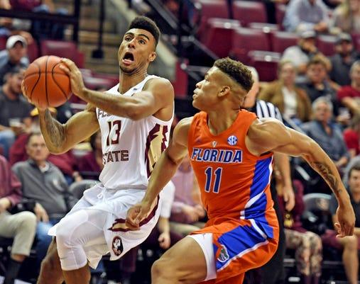 Ncaa Basketball Florida At Florida State