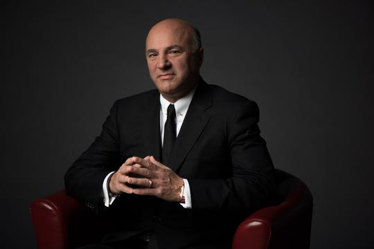This year's Power Forward speaker will be Entrepreneur Kevin O'Leary of ABC's Shark Tank.