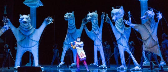 "See a reprise of The Metropolitan Opera's production of ""The Magic Flute"" on Saturday at movie theaters."