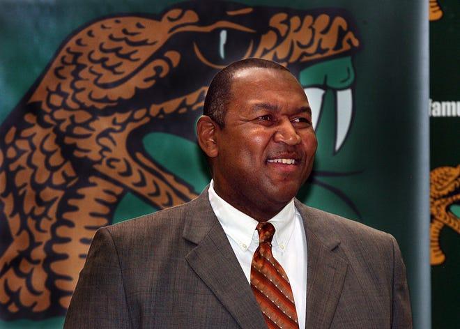 Former FAMU head basketball coach Clemon Johnson
