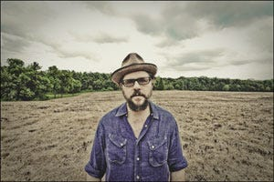 Patterson Hood will sing songs about the South at Fifth & Thomas.
