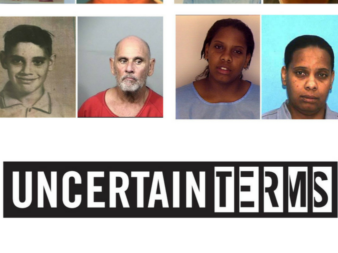 Uncertain Terms: A behind-the-scenes look at this new exclusive true-crime podcast