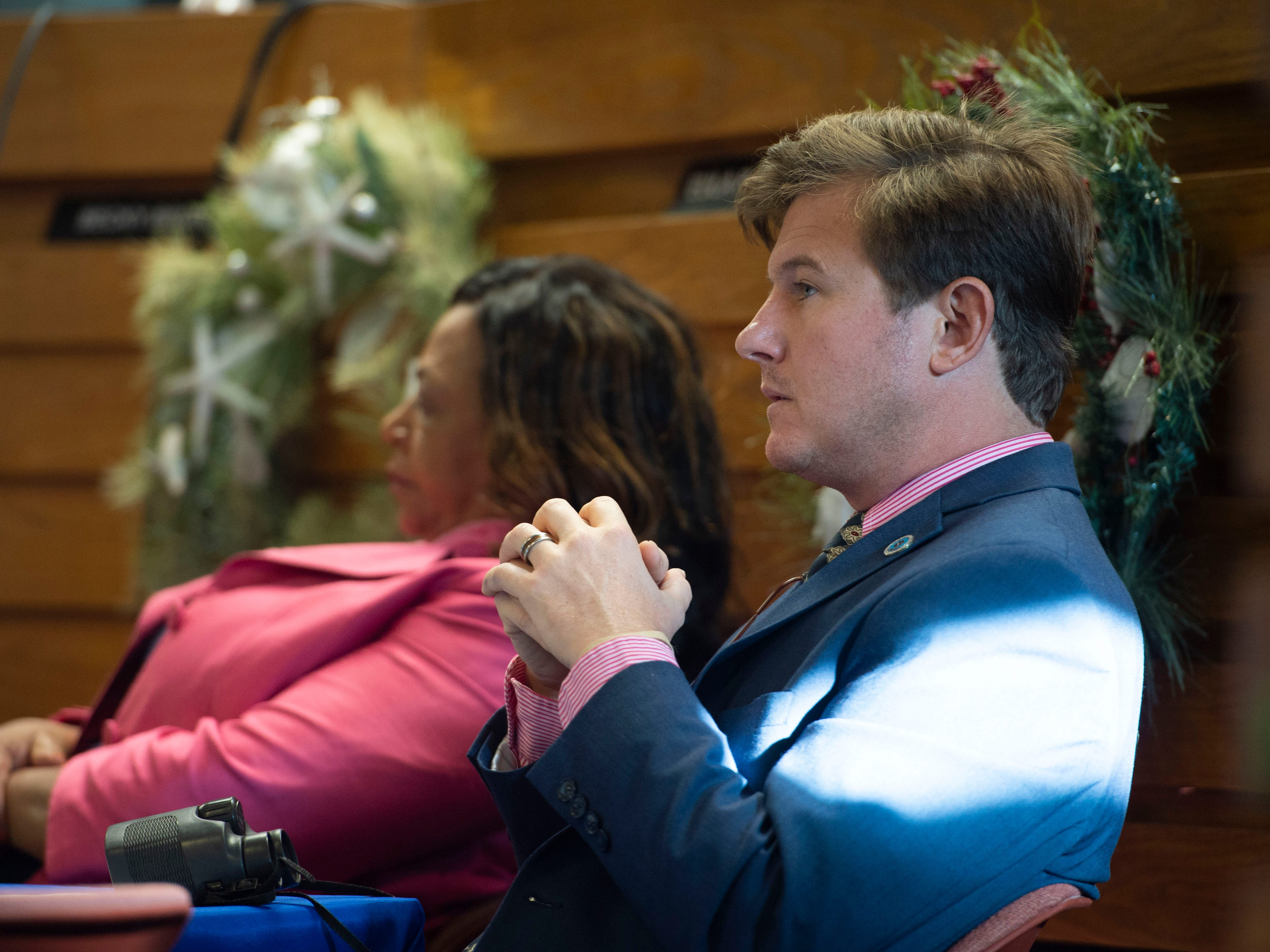 The Stuart Community Redevelopment Agency listened to two proposals for the redevelopment of a 7-acre piece of property, including Sailfish Park, by New Urban Communities and Rich Properties, before listening to public comment during the commission meeting on Monday, Nov. 26, 2018 at Stuart City Hall. Among other plans, New Urban Communities are proposing townhouses, apartments, a co-work space and a hotel room. Rich Properties are proposing workforce housing in varying levels of affordability and pedestrian and bicycle friendly streets. Dozens of passionate residents and young baseball players spoke out in opposition of the redevelopment of the baseball fields.