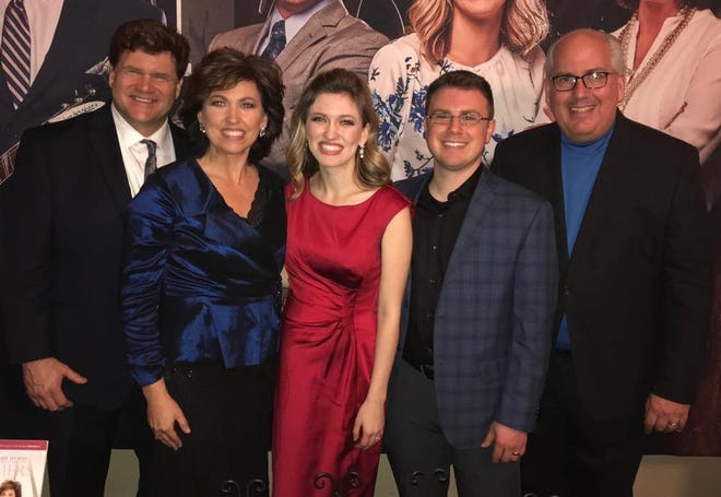 The Kramers will sing at 10 a.m. on Dec. 2 at the Fort Pierce First Church of the Nazarene.