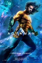 """""""Aquaman"""" premieres Dec. 21, 2018."""