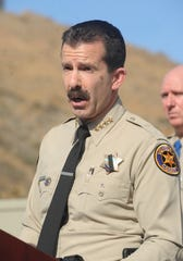 Ventura County Sheriff Bill Ayub