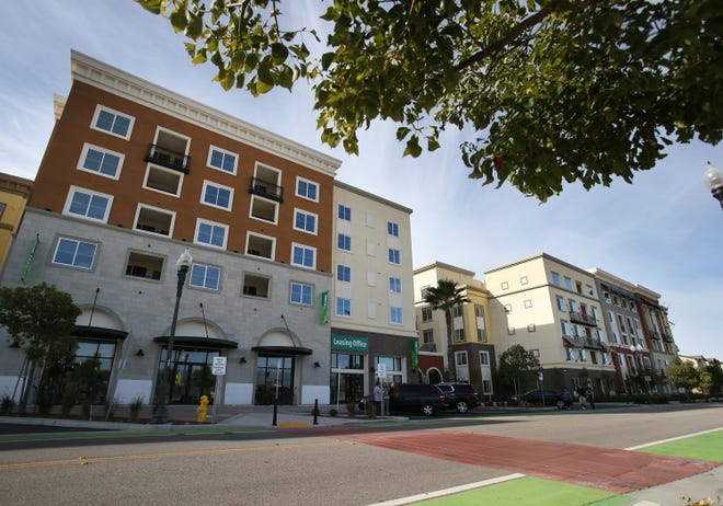 The Junction at Wagon Wheel is a new apartment complex in Oxnard. It has 219 units and is located at 2601 Wagon Wheel Road. As of now, 109 units are move-in ready with the other 110 coming in January.