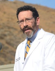 Dr. Christopher Young, Ventura County chief medical examiner