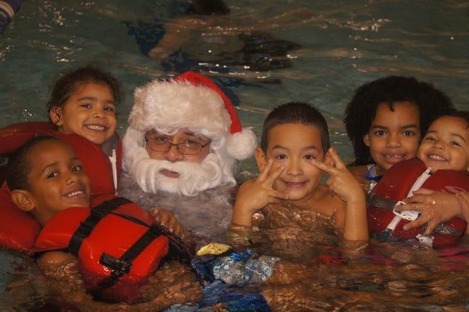 Cumberland Cape Atlantic YMCA will host its annual Swim with Santa event on Dec. 7.