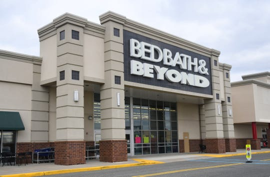 The Bed Bath & Beyond in Vineland, pictured here on Tuesday, November 27, 2018, will soon be closed.