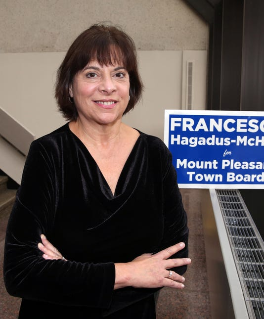 Francesca Hagadus Mchale