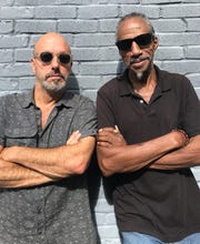 Sam Waymon and Jeff Doctorow perform Dec. 1 at the Rockland Center for the Arts in West Nyack.