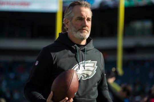 Eagles defensive back coach Cory Undlin.