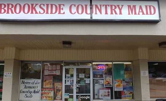 Brookside Country Maid on Marrows Road was forced to close last week by the state health department. It reopened Nov. 26.